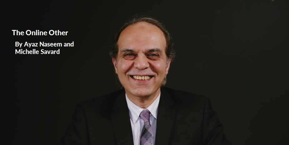 Ayaz Naseem portrait