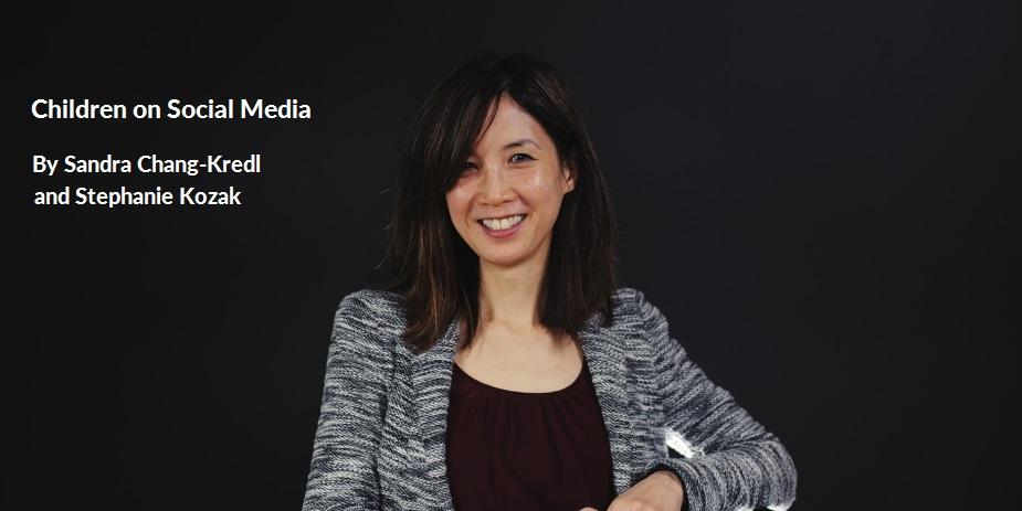 Sandra Chang-Kredl portrait