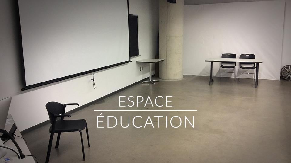 Espace Education